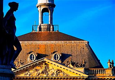 Place de la Bourse, Bordeaux, Gironde, Aquitaine, France