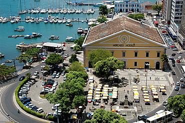 Salvador de Bahia, Bahia, Brazil, Cidade Baixa, Mercado Modelo