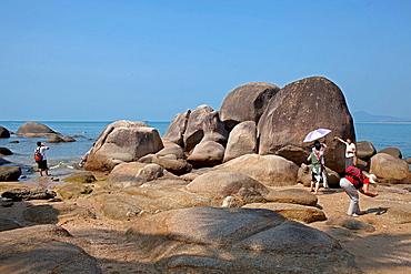 TIANYA-HAIJIAO scenic area, Hainan Island, China