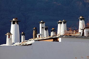 Capileira, Andalusia, Spain.