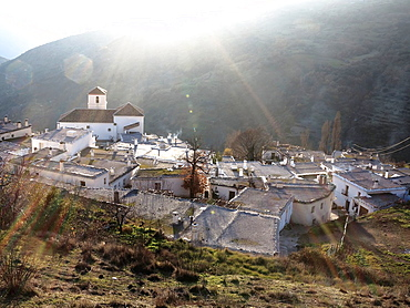 Bubion, Andalusia, Spain.