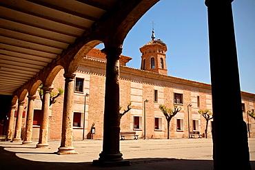 Fitero monastery. Navarre. Spain