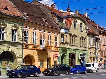 Europe, Romania, Transylvania, Sighisoara.