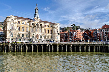 City Council of Bilbao, Biscay, Basque Country, Spain.