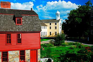 Slater Mill, Pawtucket.