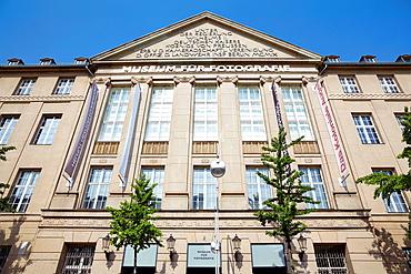 Museum of Photography facade, Berlin