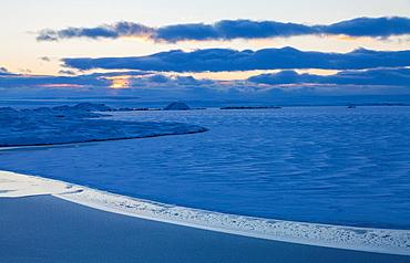 Lake Myvatn, North Iceland, Iceland, Europe.