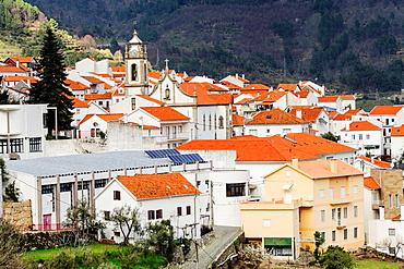 Manteigas, Serra Da Estrela, Beira Alta, Portugal, Europe.