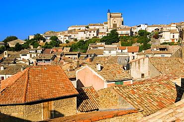 Valensole, Village, Provence, France.