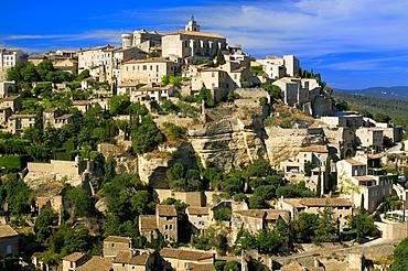 Gordes, Hill Village, Provence, France.