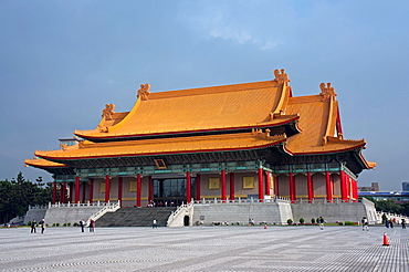 Great Theatre and National Concert Hall, Taipei, Taiwan