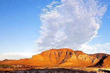 Some views of the beach named 'La Balandra', north of La Paz, Baja California Sur, Mexico.