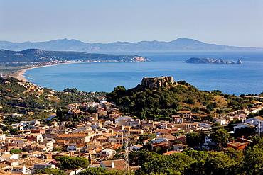 Begur.Costa Brava. Girona province. Catalonia. Spain.
