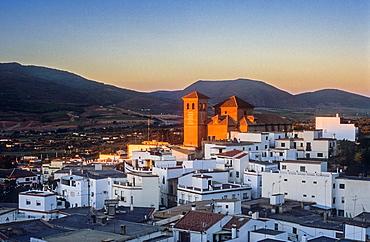 Laujar de Andarax.Alpujarras, Almeria province, Andalucia, Spain.