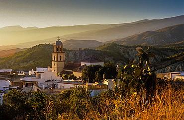 Alcolea.Alpujarras, Almeria province, Andalucia, Spain.