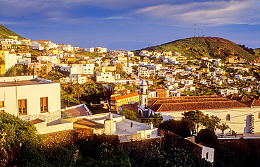Valverde, El Hierro, Canary Island, Spain, Europe.