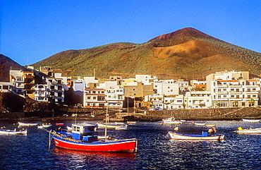 La restinga, El Hierro, Canary Island, Spain, Europe.