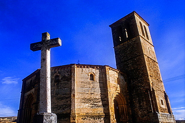 La Vera Cruz church, Segovia, Castilla-Leon, Spain.