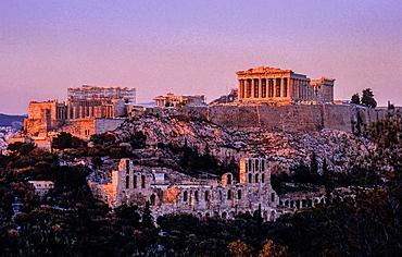 Acropolis, Athens, Greece, Europe.