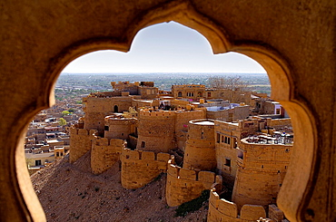 Fort,Jaisalmer, Rajasthan, India.