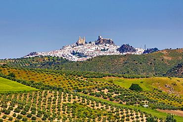 Spain, Andalucia Region, Cadiz Province, Olvera City.