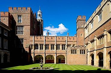 Eton, Eton College, 1440, Berkshire, UK