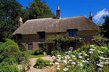 Dorchester,Thomas Hardy's Cottage, Dorset, UK.