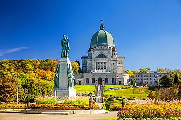 Canada , Quebec Province , Montreal City , St. Josepha¥s Oratory , Basilica, Mont Royal.