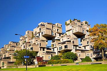 Canada , Quebec Province , Montreal City , Apartment Bldg.