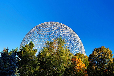 Canada , Quebec Province , Montreal City , Biosphere Environmental Museum.