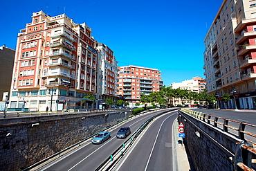Gran Via Ramon y Cajal. Valencia. Comunidad Valenciana. Spain.