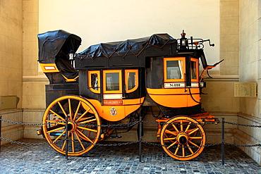 Old carriage, Zurich, Switzerland