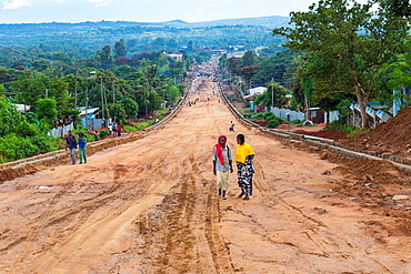 Jinka town, Southern Nations, Nationalities, and Peoples Region (SNNPR) of Ethiopia