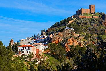 Segura de la Sierra, Castle, Sierra de Cazorla, Segura y Las Villas Natural Park, Jaen province, Andalusia, Spain.