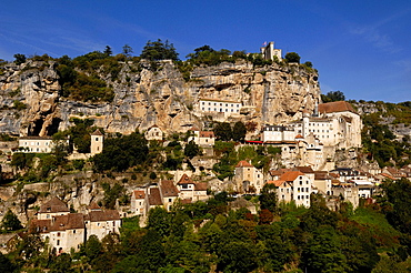 Rocamadour, Lot, France.
