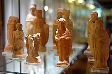 Regional Museum of Archeology, Agrigento, Sicily, Italy