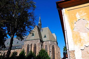 Nativity of the Virgin Mary Church in Klatovy