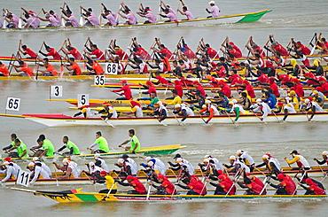 Regatta competition year 2013, Kuching, Sarawak, Malaysia.