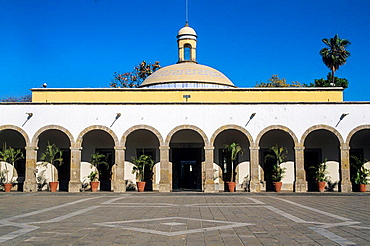 Hospice Cabanas, Guadalajara, Jalisco, Mexico, America.