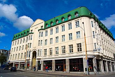 Saarineni maja (1915) a building designed by Eliel Saarinen Tallinn Estonia Europe.