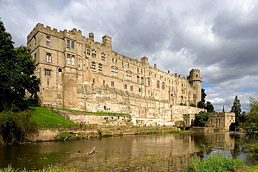 Warwick castle, Warwick, England, UK