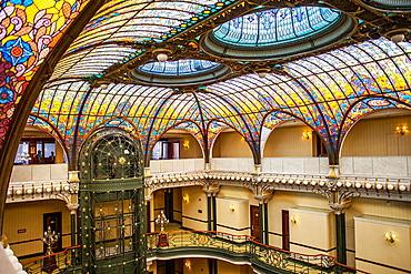 Hotel Ciudad de Mexico, AV 16 de Septiembre 82, Mexico City, Mexico.