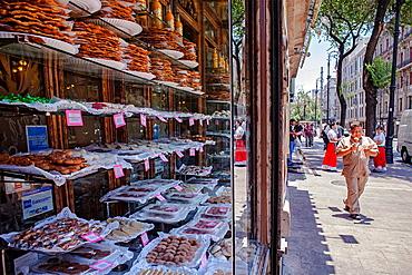 Dulceria Celaya, pastry shop, 39 Cinco de Mayo street, Mexico City, Mexico.
