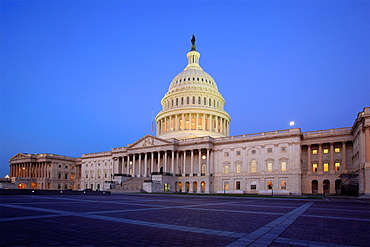 United States Capitol, Washington D.C., USA.