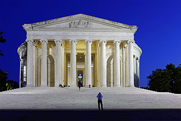 Thomas Jefferson Memorial, Washington D.C., USA