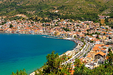 Samos Town, Samos Island, Greece