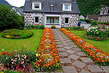 home, Glencoe, Highland, Scotland