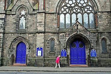 East Church, Inverness, Highland, Scotland, UK