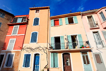The city of Martigues, Bouches du Rhone, 13, PACA, France.
