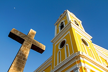 Cathedral of Granada, Nicaragua.